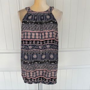 Ann Taylor LOFT sleeveless top size large